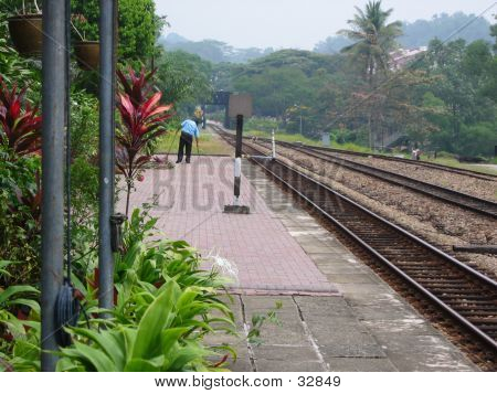 Old Malaysian Platform