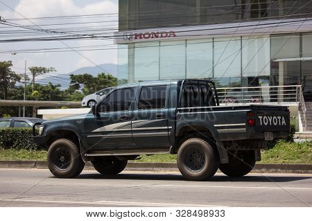 Private Toyota Hilux Tiger  Pickup Truck.