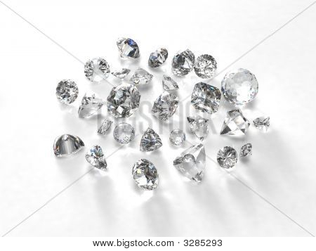 Diamonds