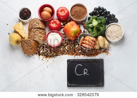Natural Sources Of Chromium