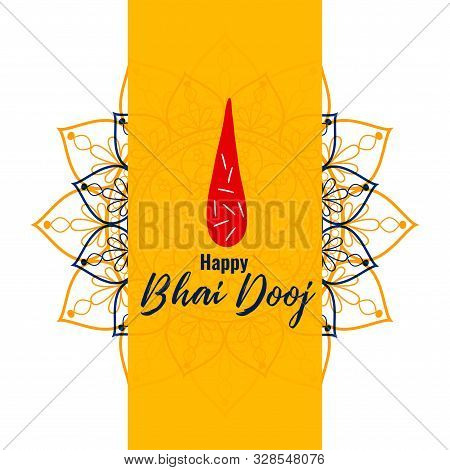 Happy Bhai Dooj Brother And Sister Festival Celebration