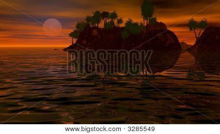 Overnight Island