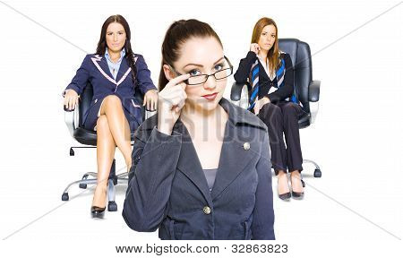 Women Achievers In Corporate Business