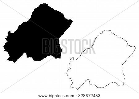 Plateaux Department (departments Of The Republic Of The Congo, Congo-brazzaville, Congo Republic,rot