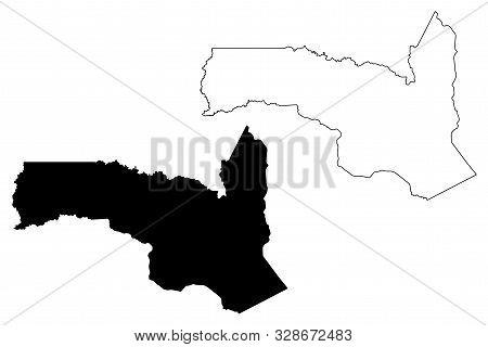 Sangha Department (departments Of The Republic Of The Congo, Congo-brazzaville, Congo Republic,rotc)
