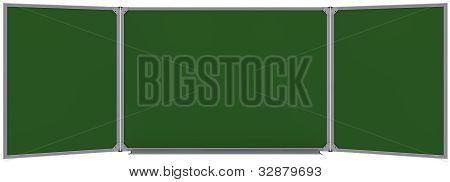 Big Magnetic Green Board