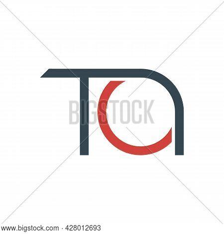 Illustration Vector Graphic Of Letter Ta Logo