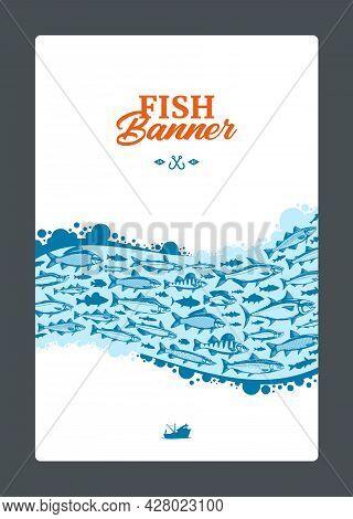 Fish Flyer Design Concept