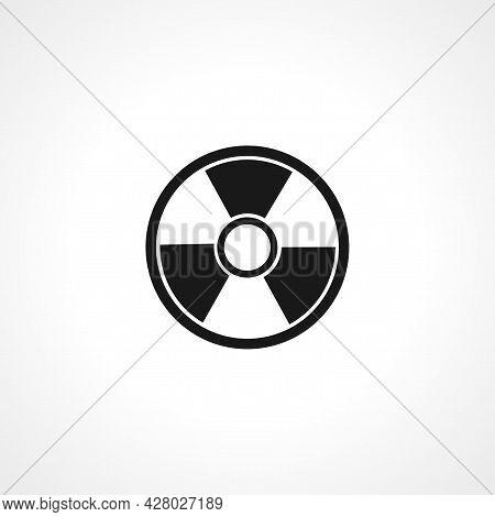 Ventilator Icon. Fan Simple Vector Icon. Fan Isolated Icon.