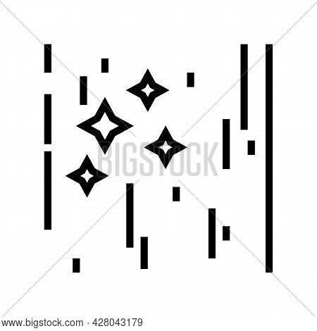 Polished Concrete Line Icon Vector. Polished Concrete Sign. Isolated Contour Symbol Black Illustrati