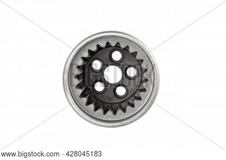 Iron Cup Replacement Part For Polystyrol Machine Concrete Pump With Internal Teeth Of Gear Transmiss