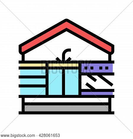 Home Comforts Color Icon Vector. Home Comforts Sign. Isolated Symbol Illustration