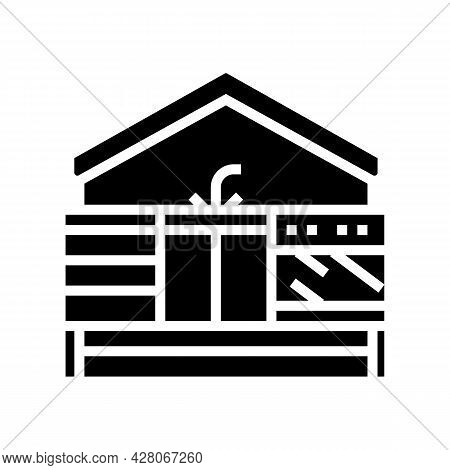Home Comforts Glyph Icon Vector. Home Comforts Sign. Isolated Contour Symbol Black Illustration