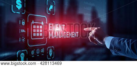 Event Management. Creation And Development Personal And Corporate Events