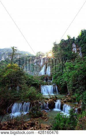 Biggest Waterfall Of Thailand, Thi Lo Su