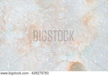 Shimmering white texture  background design