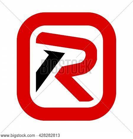 R Logo,r Letter Design Vector, R Initial Logo, R Creative Logo, R Inspiring Logo, R Company Logo, Lo