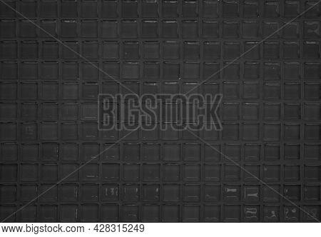 Ceramic Tile At Home. Ceramic Tile For Design. Ceramic Tile Background. Pattern Clean Grid Uneven De