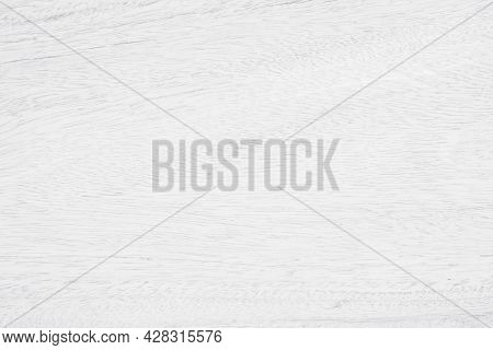 White Plywood Textured Wooden Background Or Wood Surface Of The Old At Grunge Dark Grain Wall Textur