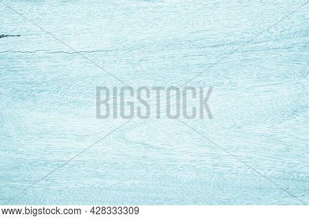 Pastel Blue Wooden Wall Texture Background. World's Leading Wood Working Resource. Vintage Cyan Teak
