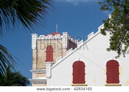 Frederick Lutheran Church In Charlotte Amalie