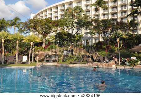 Westin Kaanapali in Maui, Hawaii