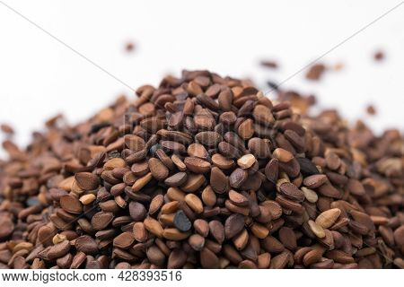 Black Sesame Seeds, Sesamum Indicum