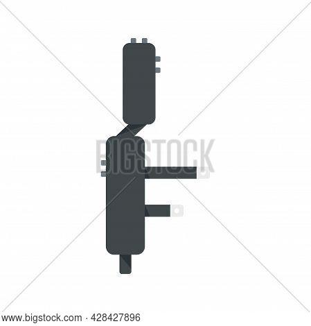 Phone Repair Piece Icon. Flat Illustration Of Phone Repair Piece Vector Icon Isolated On White Backg