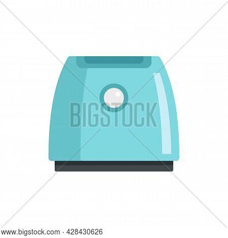 Ionizer Air Purifier Icon. Flat Illustration Of Ionizer Air Purifier Vector Icon Isolated On White B