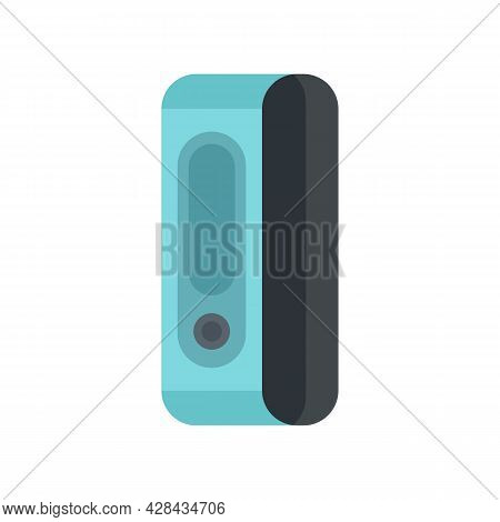 Sport Bracelet Icon. Flat Illustration Of Sport Bracelet Vector Icon Isolated On White Background