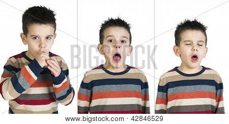 Children Who Cough