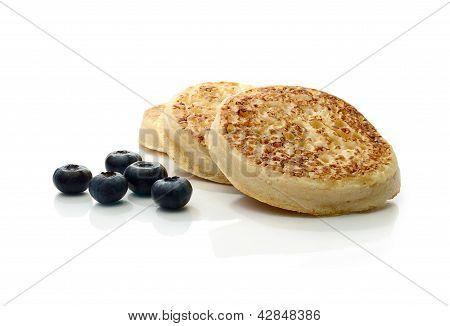 English Crumpet (pikelet)