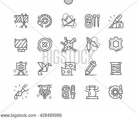 Crafts. Origami, Painting, Sewing, Ceramics, Needlework And Other. Diy, Kraft, Handmade, Hobby. Pixe