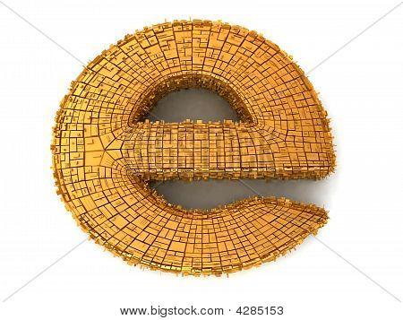 Symbol Of Internet