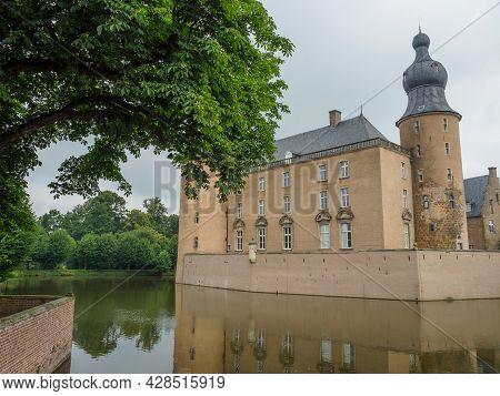the smaoll village of gemen in westphalia