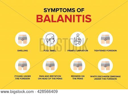 What Are The Common Symptoms Of Balanitis Or ?