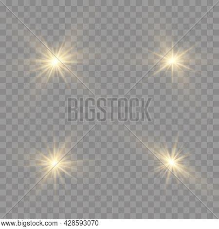 Flash Bright Star, Shining Sun, Sparkling Dust.