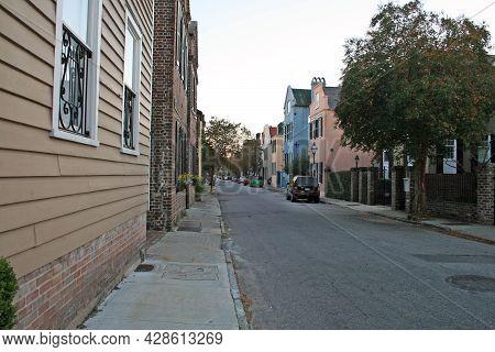 Views Of Charleston, South Carolina