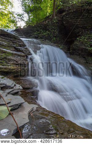 Robert E Treman State Park, New York