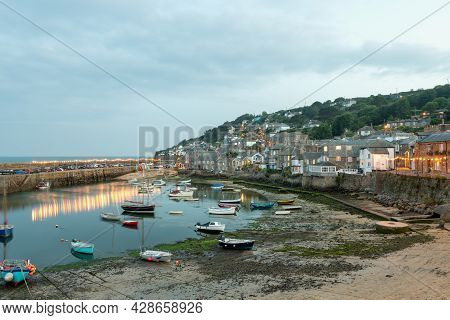 Mousehole In Cornwall