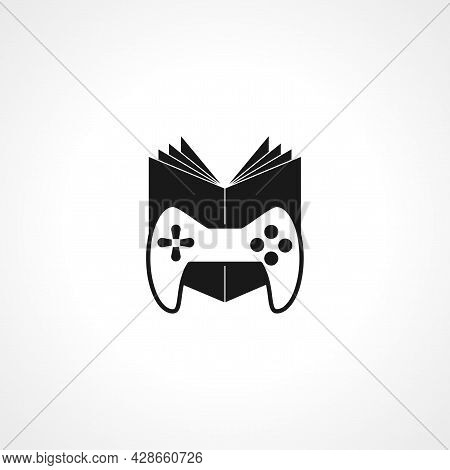 Game Based Learning Icon. Game Based Learning Simple Vector Icon. Game Based Learning Isolated Icon.