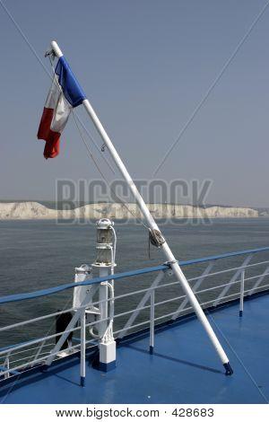 Heading For France