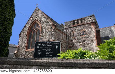 St Johns Church Church Of Ireland Malone Road Belfast Northern Ireland