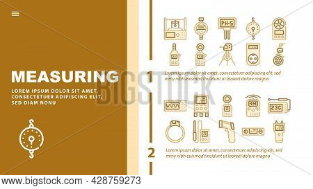 Violin String Musical Instrument Landing Web Page Header Banner Template Vector. Electric Violin And