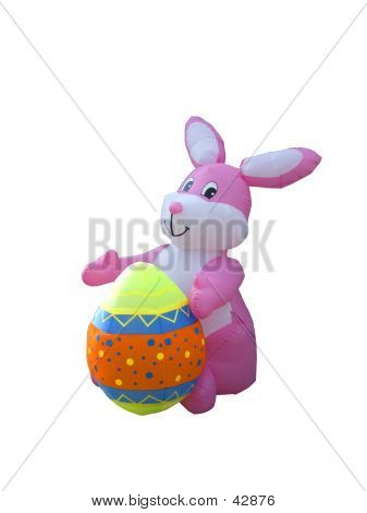 Easter Bunny Isolated