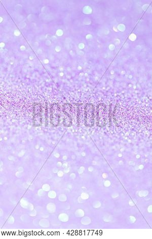 Light purple glittery background design