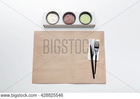 Home Or Office Delivery, Fast Food Takeaway Service, Modern Business, Healthy Meal Takeaway