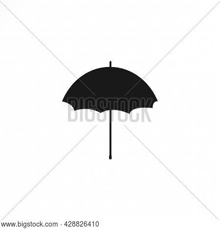 Umbrella Icon. Umbrella Simple Vector Icon. Umbrella Isolated Icon.