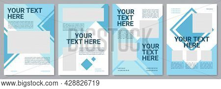 Business Proposal Brochure Template. Corporate Strategy. Flyer, Booklet, Leaflet Print, Cover Design