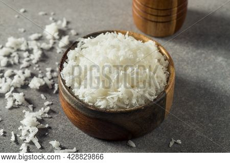 Raw Organic Shredded Coconut Flakes
